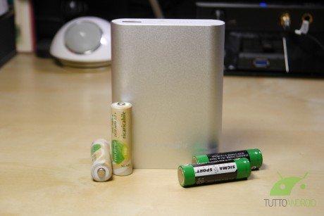BlitzWolf 10400mAh Qualcomm Quick Charge 2.0 1