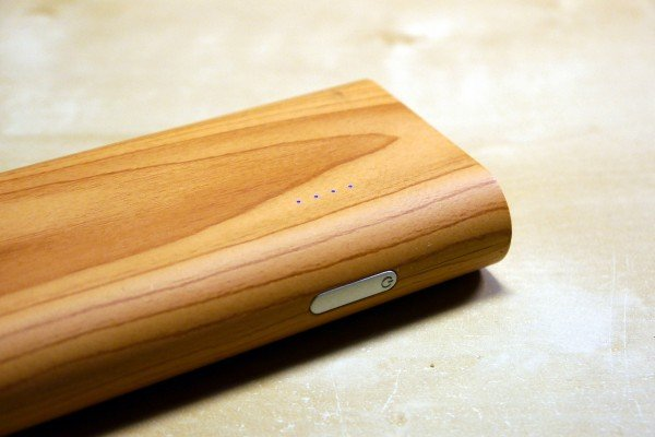 Emie Wood Grain 10400mAh 2