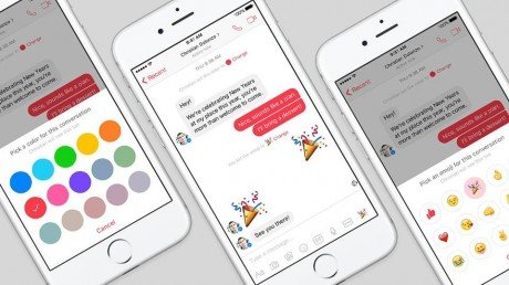 Facebook-Messenger-colore-chat