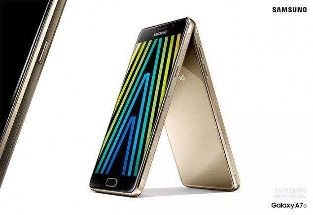 Samsung Galaxy A3, A5 e A7 (2016) ufficiali: caratteristiche, disponibilità e prezzo