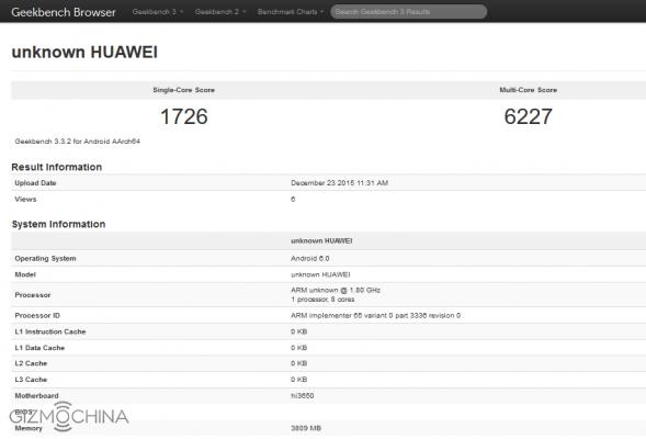 Huawei950