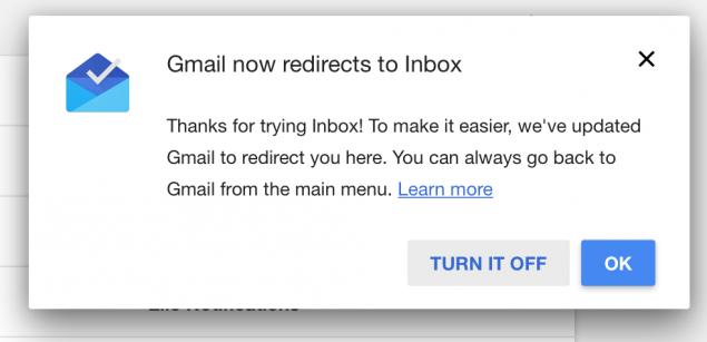 Inboxmess