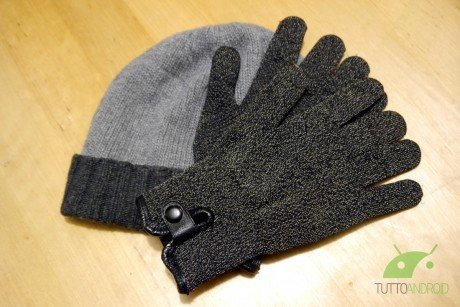 Mujjo Refined Touchscreen Gloves Double Layered 1