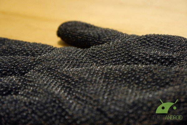 Mujjo Refined Touchscreen Gloves Double Layered 6