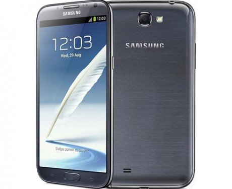 Samsung Galaxy Note2 NFC 4G LTE Android Grey Smart Phone Verizon 34448 05