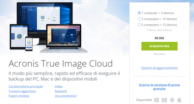 True image cloud