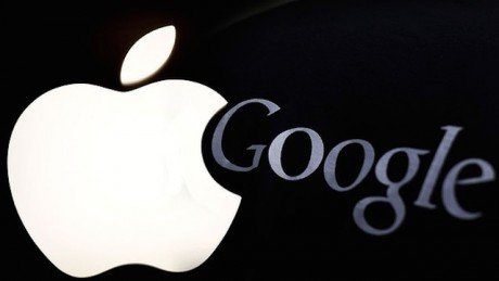 Apple google afp