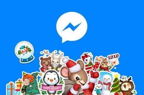 Facebook messenger natale
