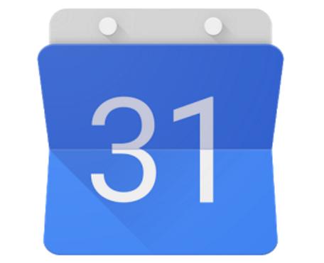 Google calendar ta