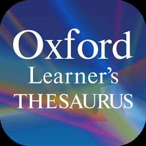 Oxfordlearnersthesaurus