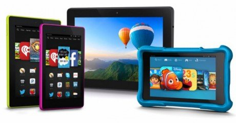 Scaled firetablet family