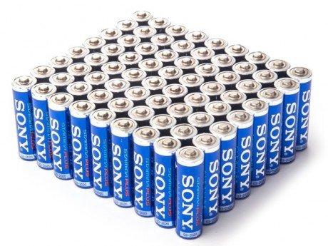 Sony batterie