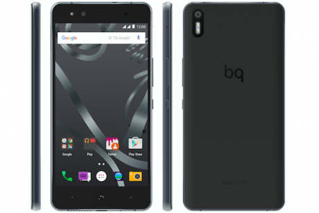BQ Aquaris X5 Cyanogen OS