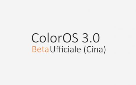 Coloros 3 0 1