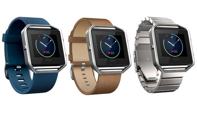 Fitbit Blaze consente le notifiche alle app di terze parti e introduce la vibrazione sui promemoria