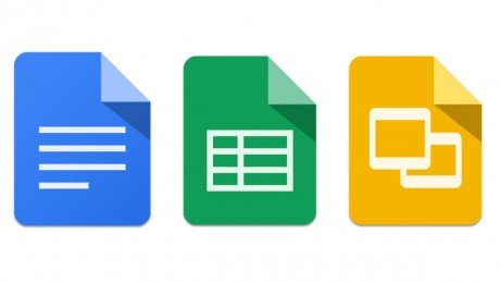 Google Docs Sheets Slides