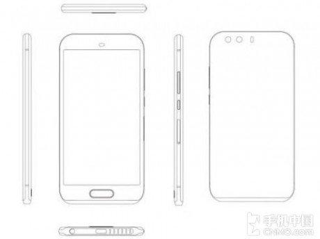 Huawei P9 design 01