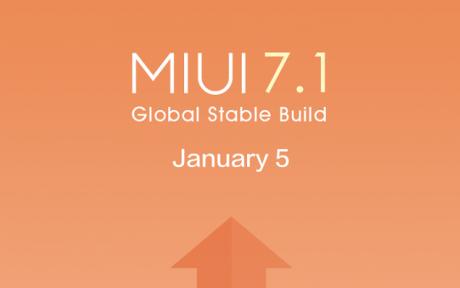 MIUI 7 1
