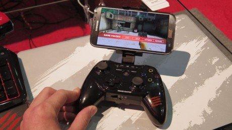 MadCatz controller smartphones tablets