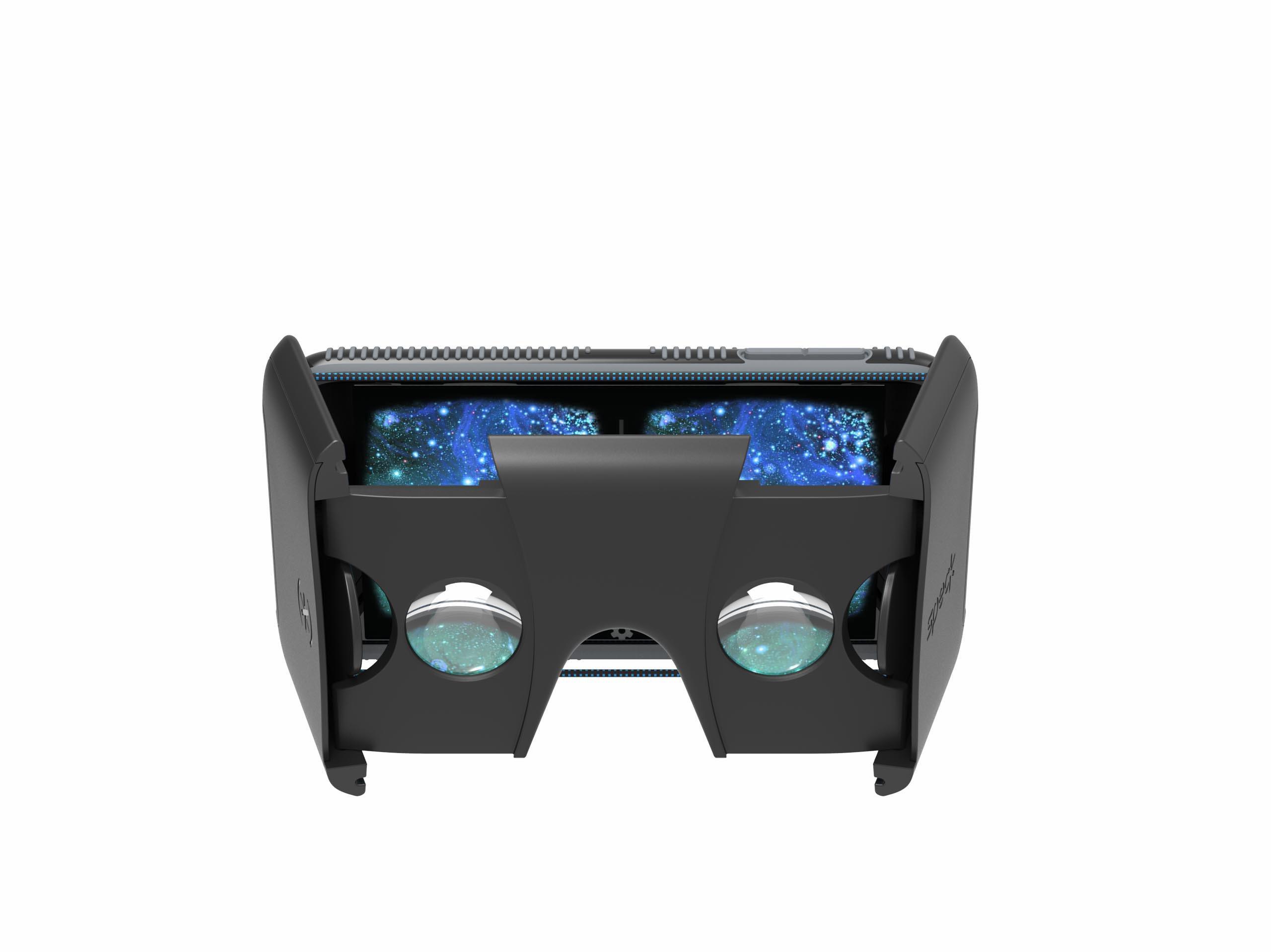 Speck pocket vr un visore per la realt virtuale leggero for Case piccolissime