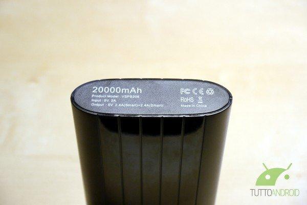 Vinsic 20000mAh 4