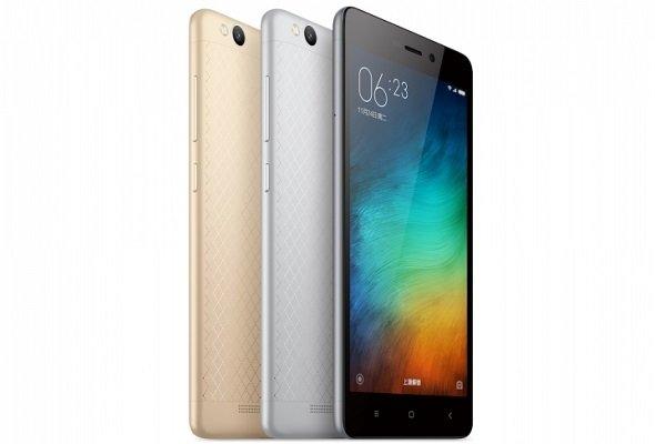 Xiaomi Redmi 3 il super device a 99 euro