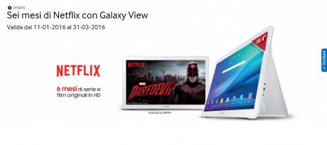 Galaxyview netflix