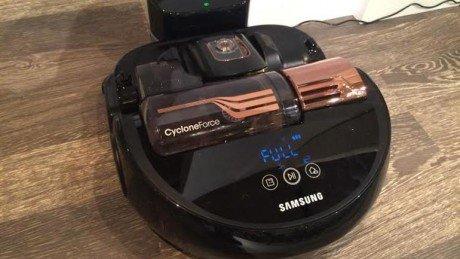 Samsung powerbot turbo promo