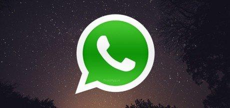 Whatsapp star header