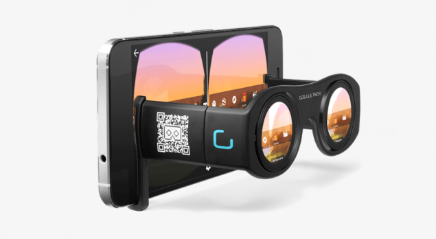GoggleTech-C1