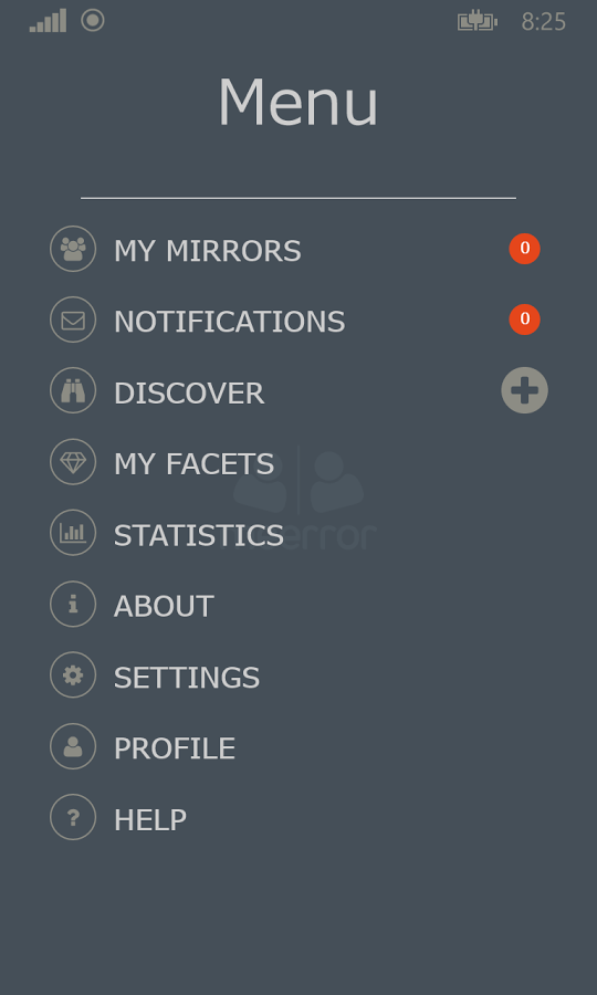 Meerror: smart chat ci aiuta a conoscere persone come noi - Tutto Android