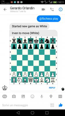 Messenger Chess