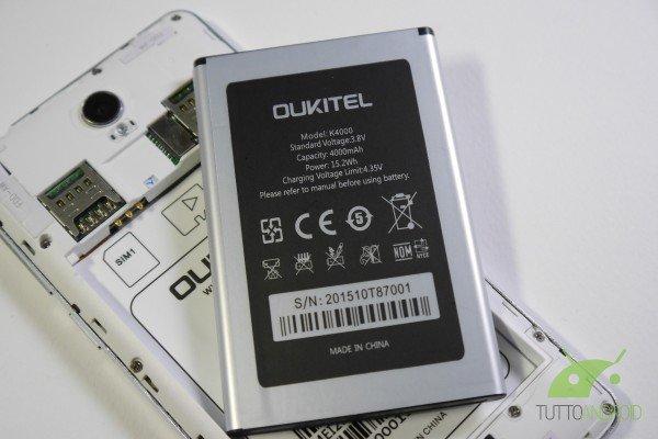 Oukitel K4000 6