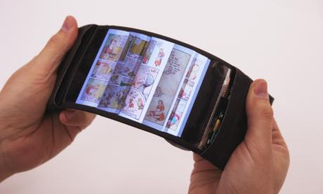 ReFlex Prototipo di smartphone flessibile e1455713415395