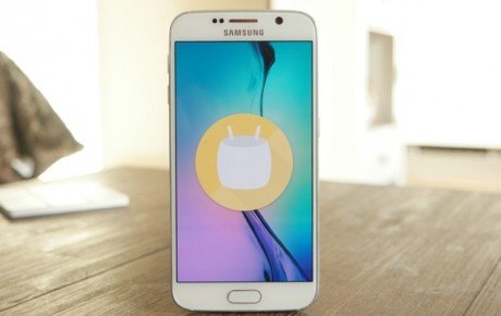 Samsung Galaxy S6. 6.0 beta036