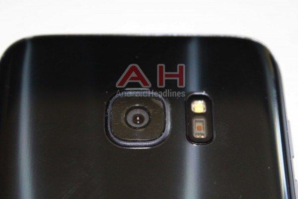 La fotocamera posteriore di Samsung Galaxy S7