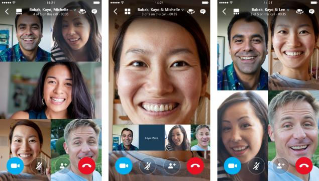 Skype+group+video+calling