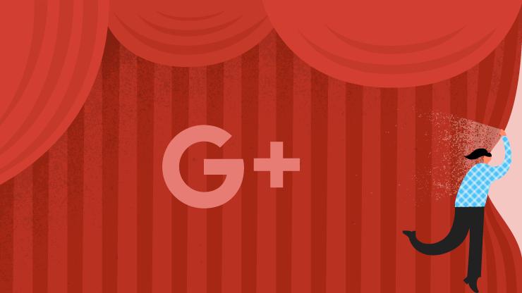 Google+: la versione web supporta il drag-and-drop delle immagini