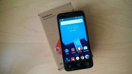 Vodafone Smart speed