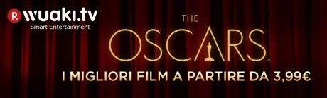 Wuaki.tv Oscar promotion