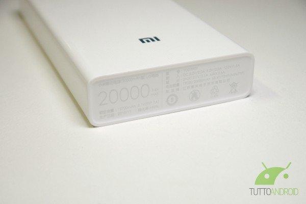 Xiaomi Power Bank 20000mAh 4