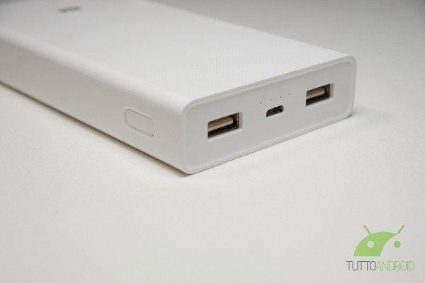 Xiaomi Power Bank 20000mAh 5