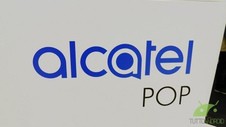 Alcatel pop copertina