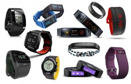 Fitness tracker 1