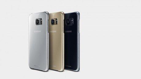 Galaxy s7 edge accessories clear