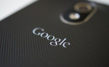 Google logo galaxy nexus 650x432