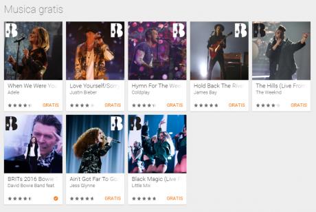 Google play music brits16
