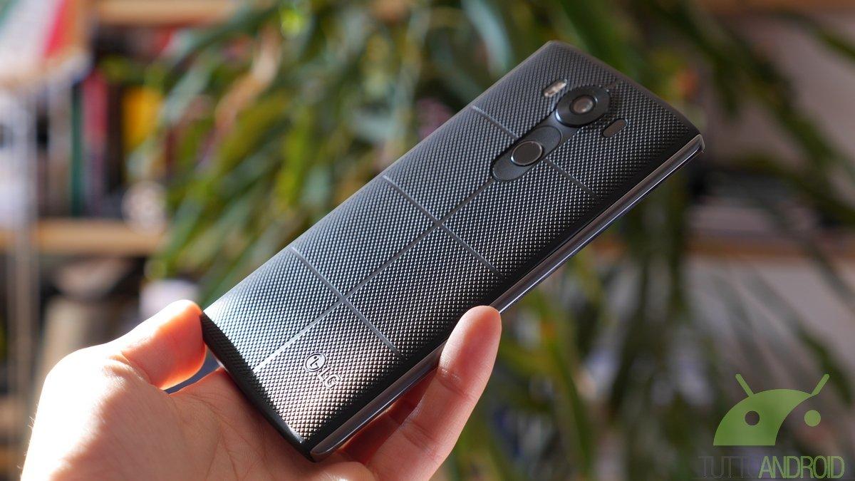 LG V10 si aggiorna ad Android 7.0 Nougat in Italia tramite OTA