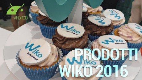 Wiko 2016 copertina