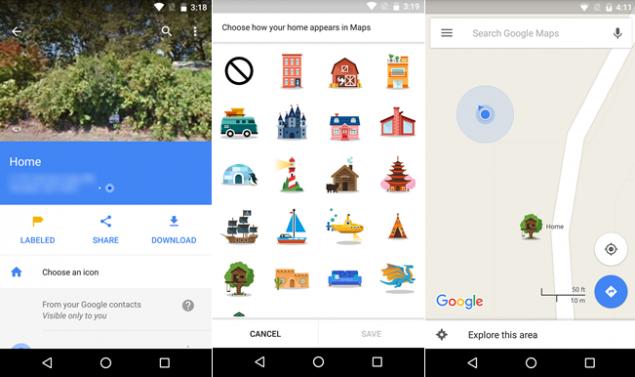 Google Maps 9.22